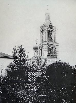 церковь в 19-нач.20вв.